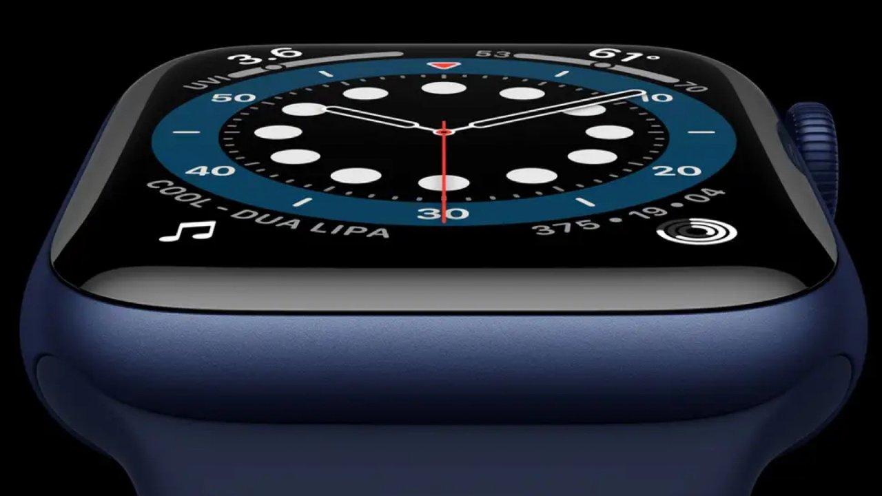 Apple Watch 6 到手!黑科技评测