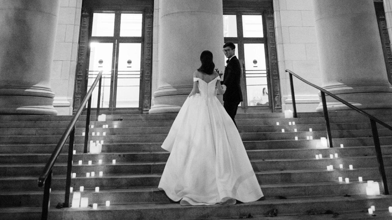 筹备婚礼上一些后悔和没后悔的决定 | 旧金山Bently Reserve婚礼
