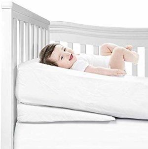 Amazon.com : Baby Delight Comfy Rise Deluxe Crib Wedge : Baby