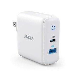 Anker PowerPort PD2 双扣 30W 充电头
