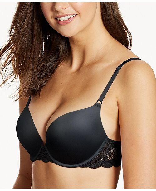 Maidenform Push Up Convertible Shaping Underwire Bra 05809S & Reviews - All Bras - Women - Macy's 内衣特价