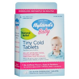Hyland's Baby Tiny Cold Tablets - 125ct : Target