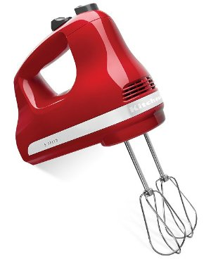 KitchenAid KHM512 5 Speed Hand Mixer & Reviews - Small Appliances - Kitchen - Macy's