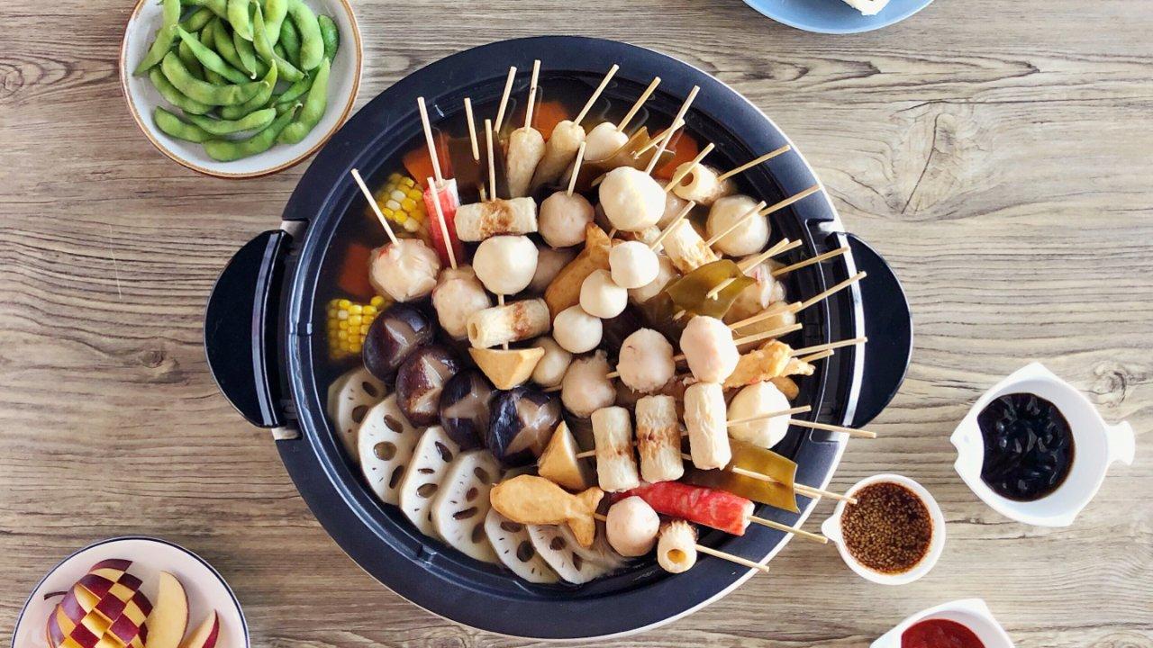 宅家吃锅子--象印火锅又来了