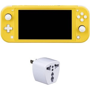 Nintendo Switch Lite Kit with US Power Adapter