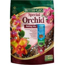 BETTER-GRO 8-Quart Organic Orchid Potting Mix at Lowes.com