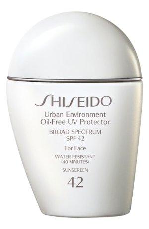 Shiseido 'Urban Environment' Oil-Free UV Protector Broad Spectrum SPF 42 | Nordstrom