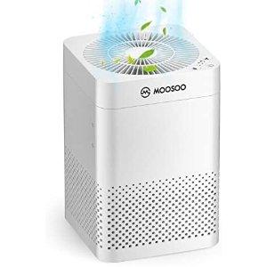 MOOSOO HEPA 空气净化器