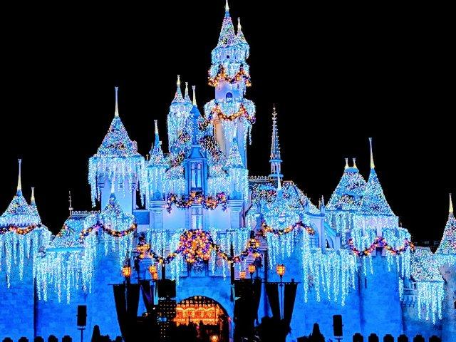 美国旅游| 加州迪士尼乐园Disn...