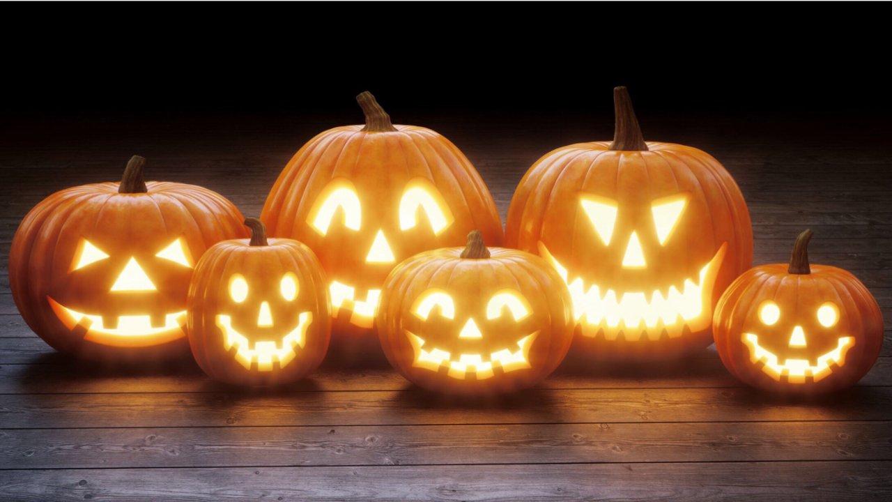 Happy Halloween|制作你的专属南瓜灯