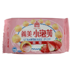 99 Ranch Market | I Mei Strawberry Puff - 99 Ranch Market