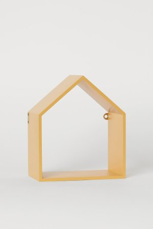 Shelf - Yellow - Home All | H&M US