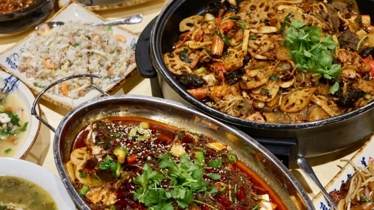 锦里|中国城美食不可错过这一家