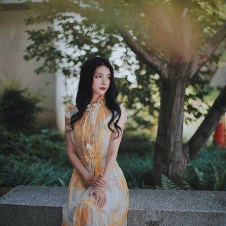 DC周边 古典风雅的盆栽馆🎍中式园林是y...