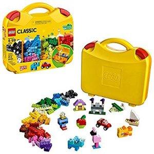 LEGO Classic Creative Suitcase 10713 Building Kit (213 Piece) @ Amazon