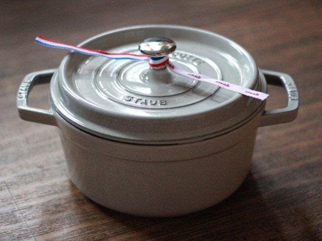 Staub 的铸铁锅最好用(没有之一)