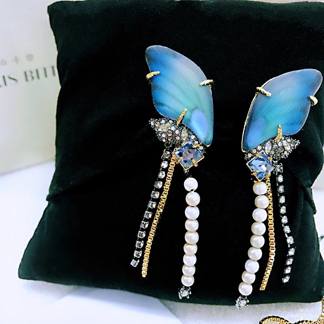 小众饰品   梦是蝴蝶的翅膀