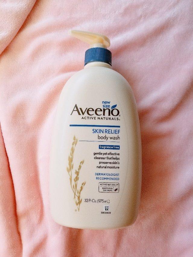 【秋季推薦好物】Aveeno 保湿...