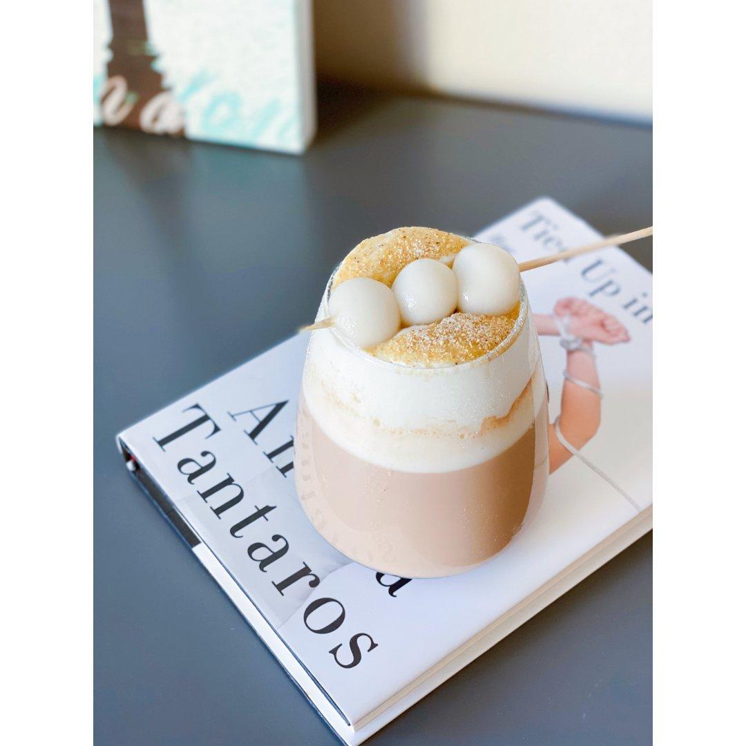 🔥爆款饮品|海盐芝士奶盖豆乳奶茶🔥