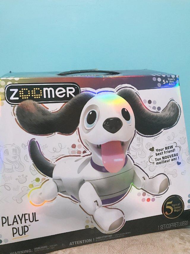 🧸玩具 逼真Zoomer Dog ...