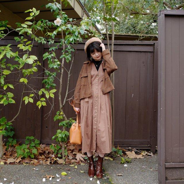 高街打折季 | 冬季棕色系