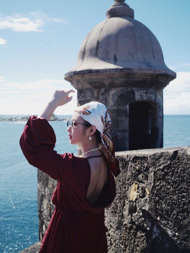 🇵🇷波多黎各圣费利佩海角城堡🏰 附...