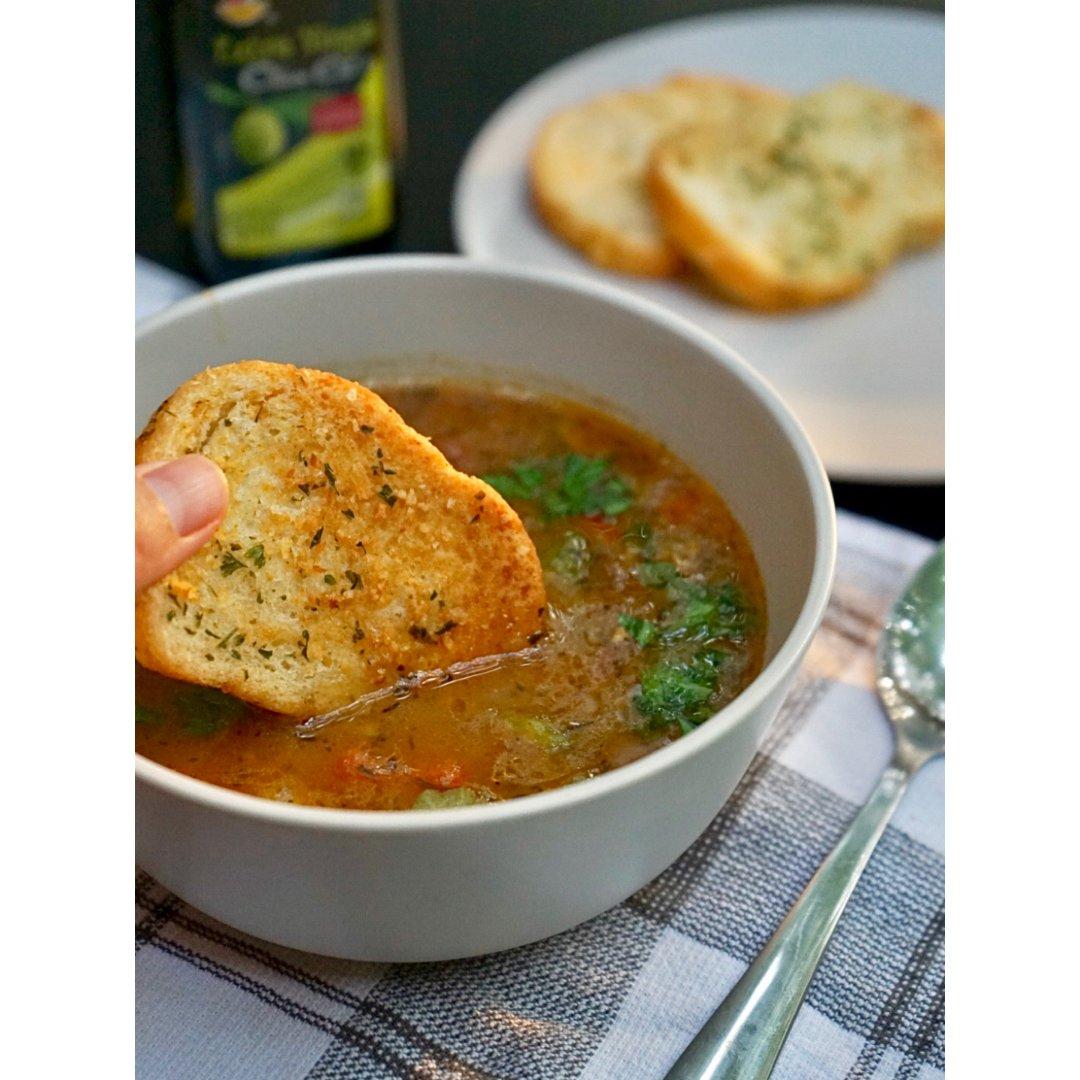 家属想减肥的时候就喝汤,但我觉得这...