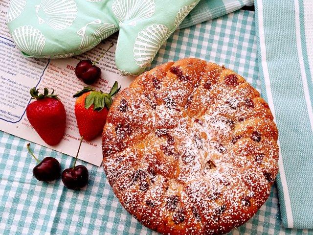 那些年做过的甜品| 蔓越莓面包