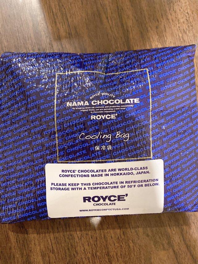 royce入口即化巧克力