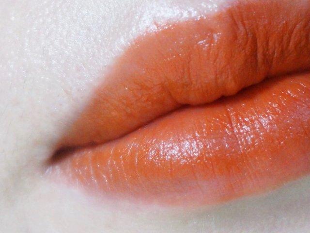 彩妆 / 属于秋冬的复古橘棕南瓜色