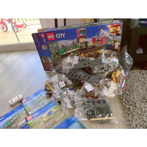 昨天amazon买的lego昨天到货