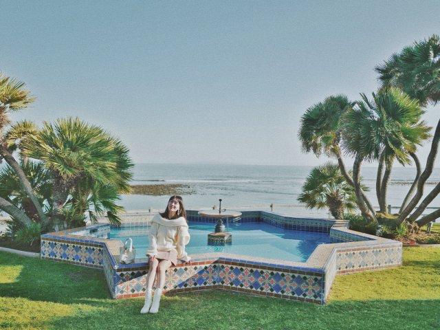 洛杉矶▪️Malibu海边的庄园博...
