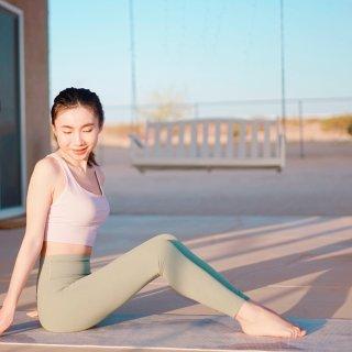 【Lululemon新色瑜伽运动训练装备...