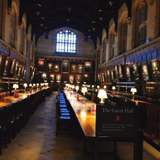 打卡牛津最可爱的Balliol学院...