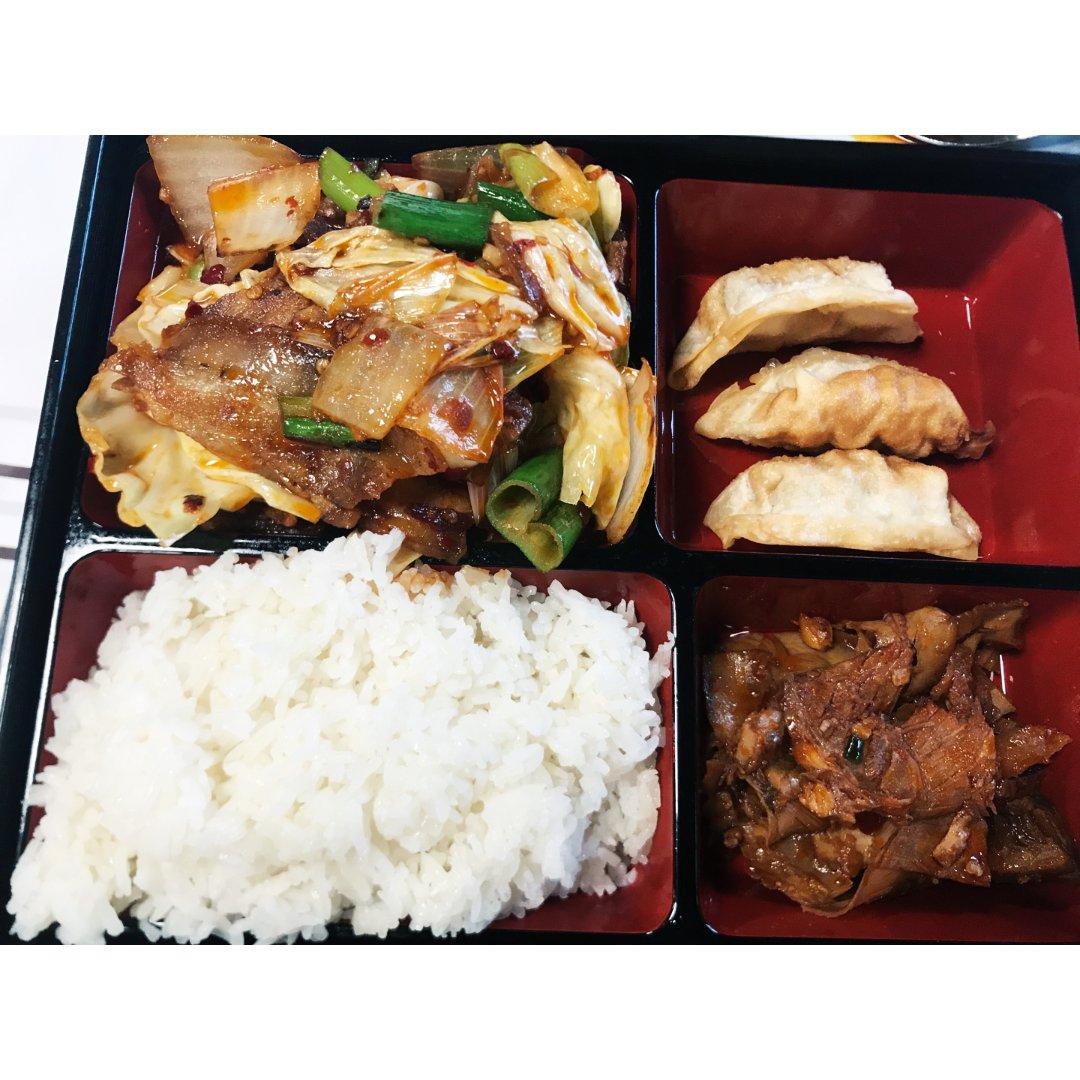 1⃣️川香阁午餐盒