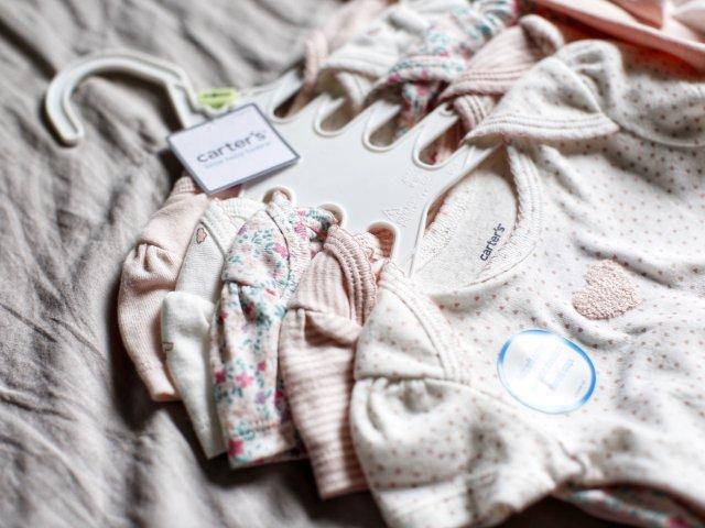 宝宝几乎所有的衣服都被它承包