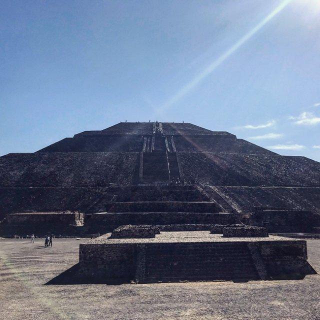 墨西哥-Teotihuacan特奥...