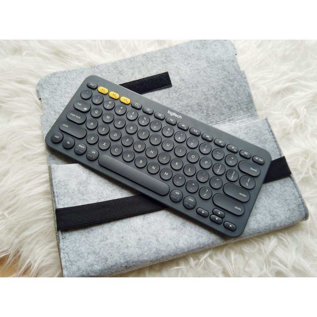 罗技K380无线蓝牙键盘💻
