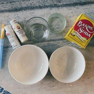 废物利用 |磕破的碗不要扔掉,变花盆有妙...