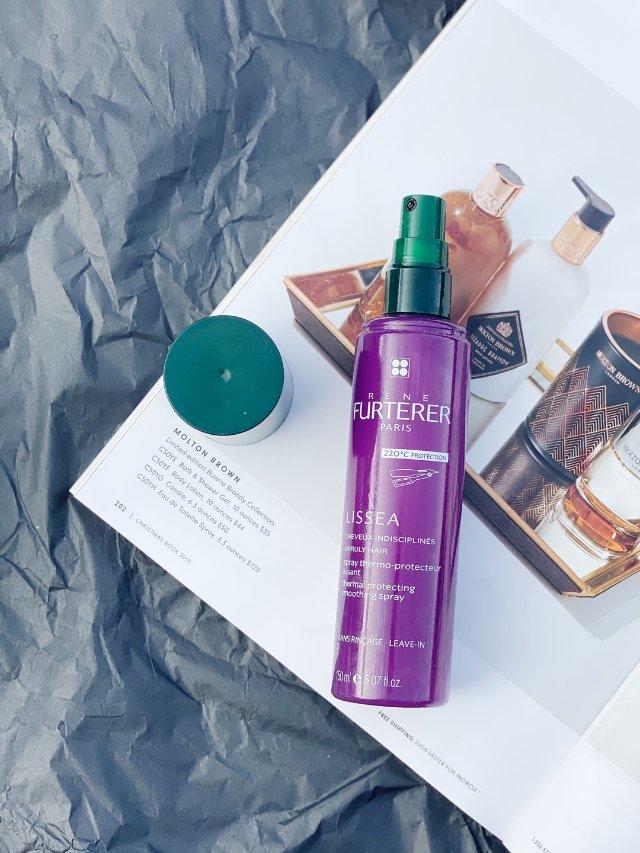 护发好物:高温保护喷雾
