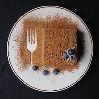 | 一人食 | 低卡吐司版提拉米苏...