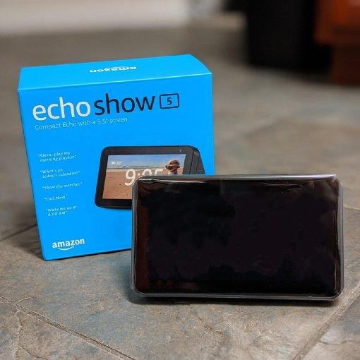 Echo show 5来了,门铃呢?🤭
