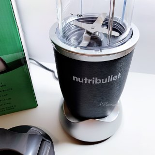 小身材大能量的Nutribullet多功能搅拌机 微众测