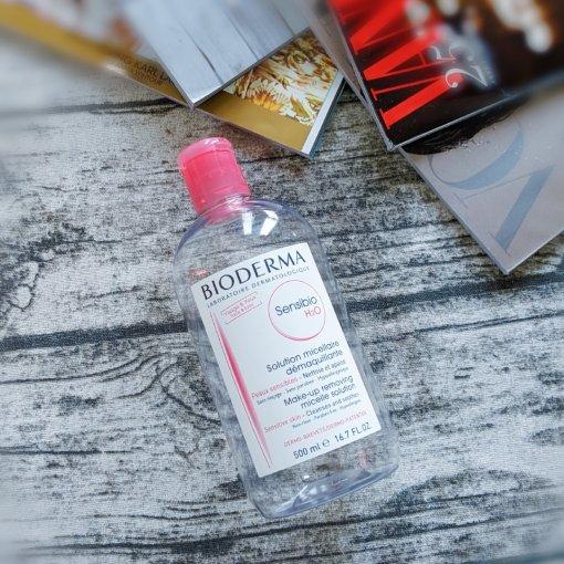 空瓶记:法国Bioderma粉色卸妆水