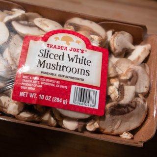 蘑菇培根意面🍝...