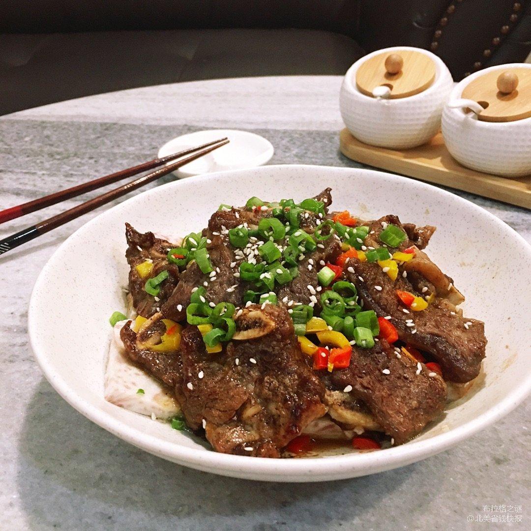 ✨晚餐吃什么 | 香芋黑胡椒蒸牛仔骨✨