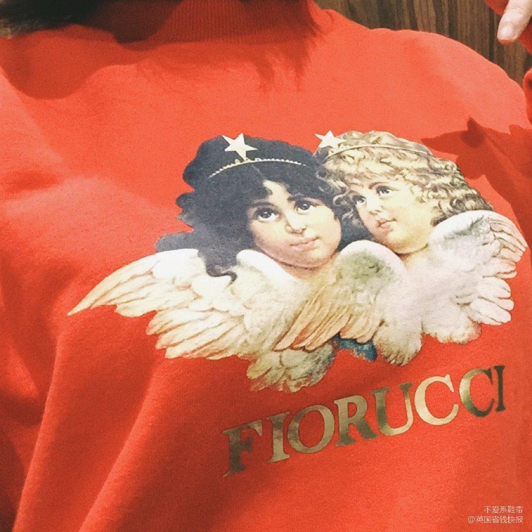 Fiorucci小天使卫衣