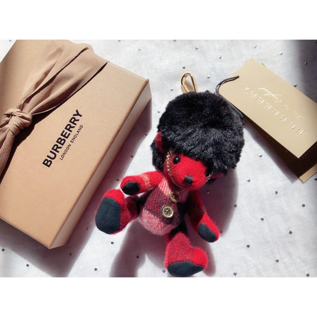 撸羊毛🦙第三弹🐻 Burberry小熊