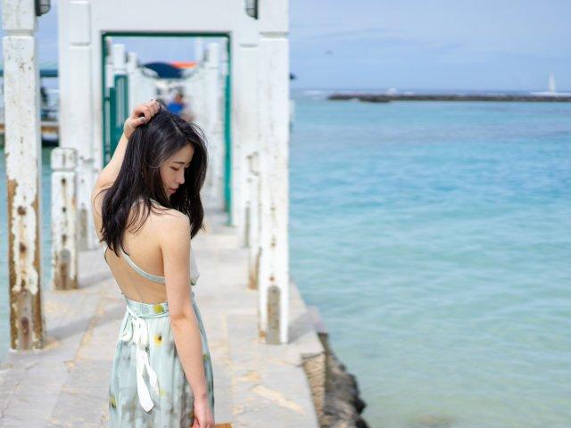 Aloha🌴   海边度假穿搭