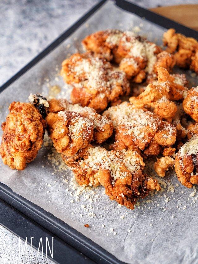 自制韩式芝士炸鸡🍗今天我要吃肉肉🍖🍖